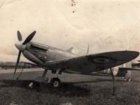Harry Watson\'s Plane