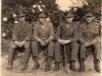 Harry Watson and Friends (2nd from right)