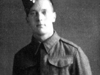 Len Whimpanny - an English soldier who was billetted on Stramore Road Gilford Co Down, with the Royal Army Ordnance Corps between 1941 and 1943. Whilst here he met and married local girl May Roberts and the couple set up home in Gilford after war ended.