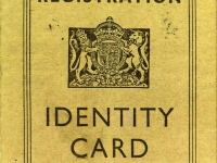 National Registration Identity Card - Under Sixteen Years