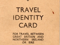 Travel Identity Card