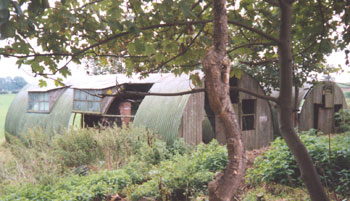 Nissan Huts photographed at Stramore Road, unfortunately recently demolished