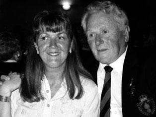 Adela with Louis Renard